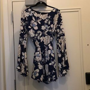 ANGL Flowy Dress